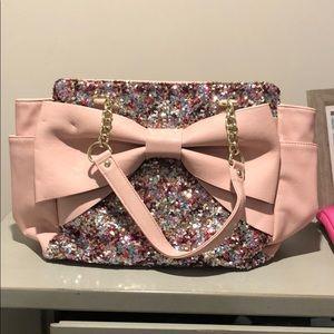 Betsey Johnson. purse